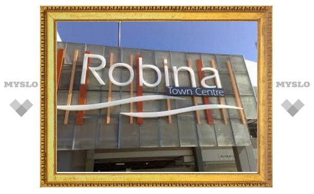 В австралийском торговом центре ранили двух посетителей