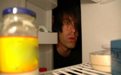 В Киреевском районе вор обчистил холодильник соседки