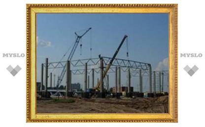 В Туле строят два гипермаркета