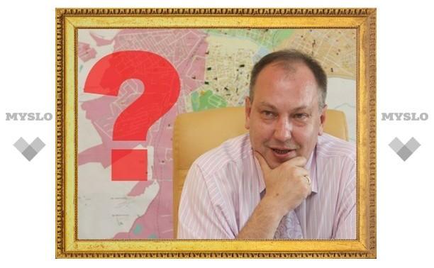 Олег Самылин перестанет быть главой администрации Тулы?