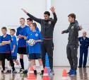 Футболисты «Арсенала» провели мастер-класс для суворовцев: фоторепортаж