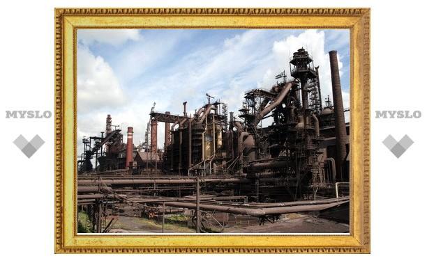 Объем промышленного производства в Тульской области вырос на 16%