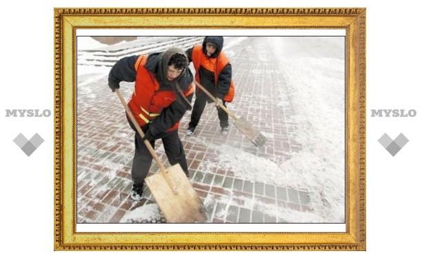 Евгений Авилов и Александр Ядыкин поздравили коммунальщиков с праздником