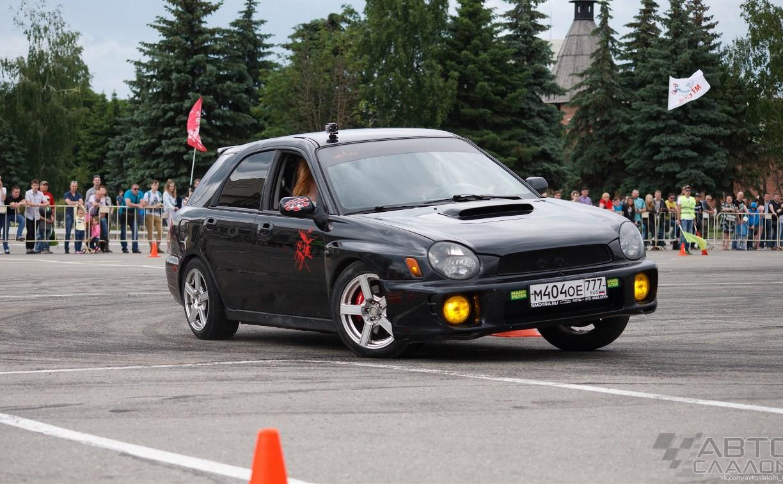 В Туле состоится чемпионат области по автослалому