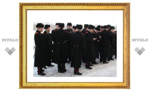 Тульскому кадетскому корпусу 205 лет!