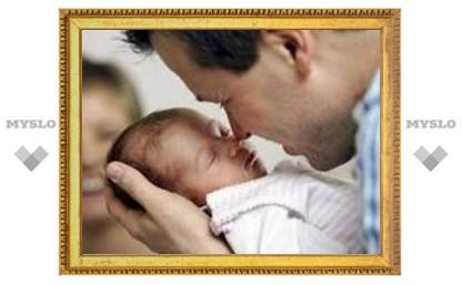 В Туле увеличилась рождаемость