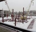 Что строят у Пролетарского моста?