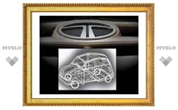 Tata планирует выпуск машины за 1700 евро