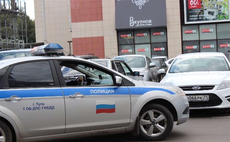 На праздничных выходных в Тульской области задержали 165 пьяных водителей