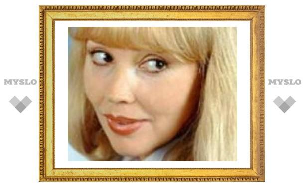 Тулячка Любовь Спирихина стала заслуженной артисткой России
