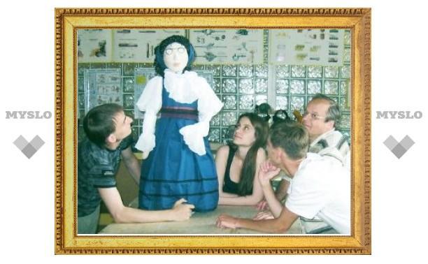 Российские студенты создали робоняню