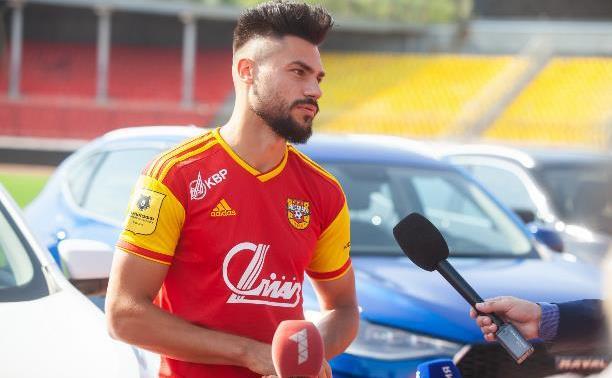 Защитник «Арсенала» Максим Беляев может перейти в «Урал»
