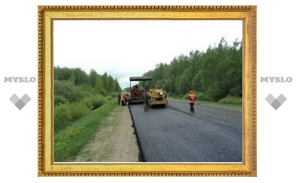 В Туле приступили к полномасштабному ремонту дорог