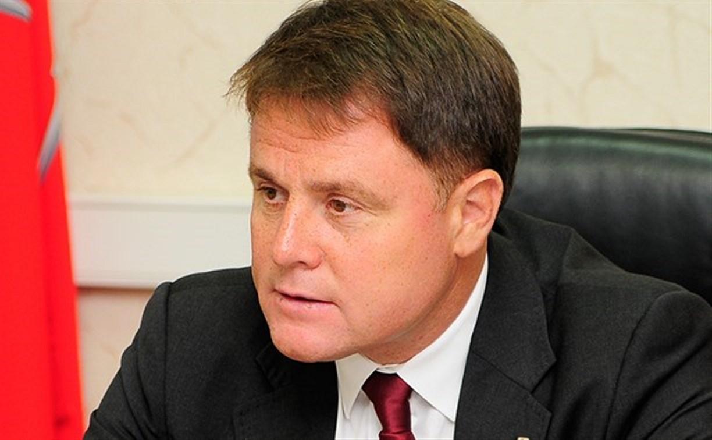 Дата встречи губернатора с жителями Заокского района перенесена