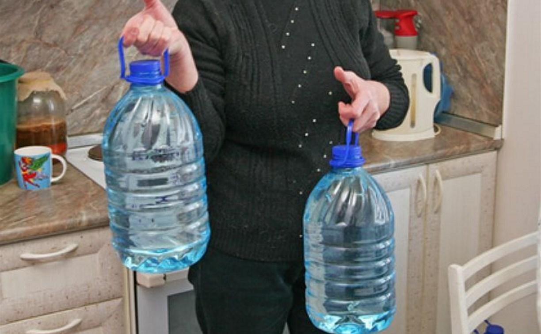 Жители деревни Кимовского района больше недели живут без воды