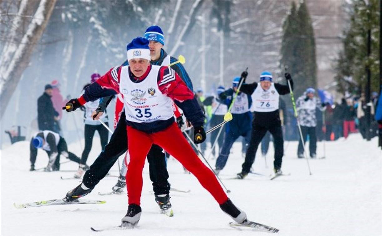 В Тульской области пройдет «Лыжня Веденина»