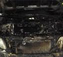 Туляк получил ожоги, пытаясь потушить свой автомобиль