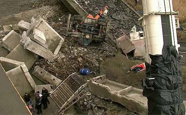 Эксперт: Мост в Калининграде мог обрушиться из-за нарушения техники безопасности
