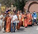В Туле отметили 1030-летие Крещения Руси: фоторепортаж