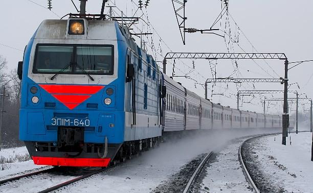 С 1 февраля в Тульской области отменят 10 пригородных электричек