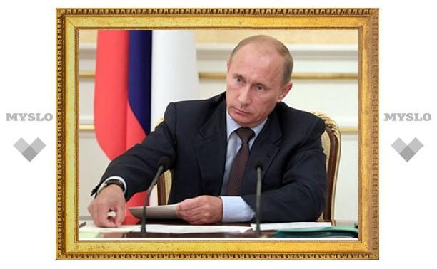 Профсоюзы добились от Путина повышения МРОТ