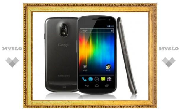 Названы российские цены на первый смартфон на Android 4.0