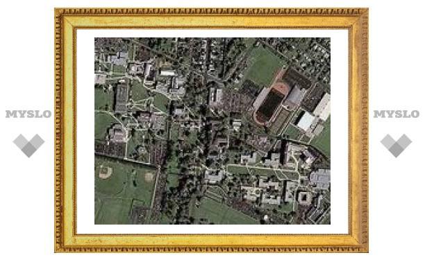 Спонсируемый Google спутник передал на Землю первые фотографии