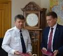 Прокуратура и Общественная палата Тульской области договорились о взаимодействии