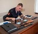 Туляки сдали в Росгвардию оружия на 170 тысяч рублей