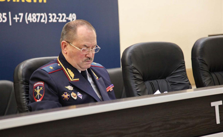 Тульская область – на 15-м месте в России по раскрываемости тяжких преступлений