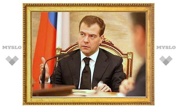 Дмитрий Медведев приказал проверить законность приговора тульского заключенного