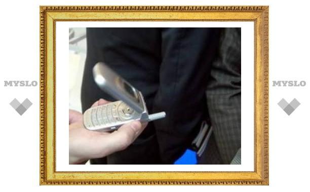 В праздничные дни у туляков крадут телефоны