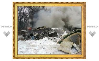 Ан-148 перед катастрофой отрабатывал экстренное снижение