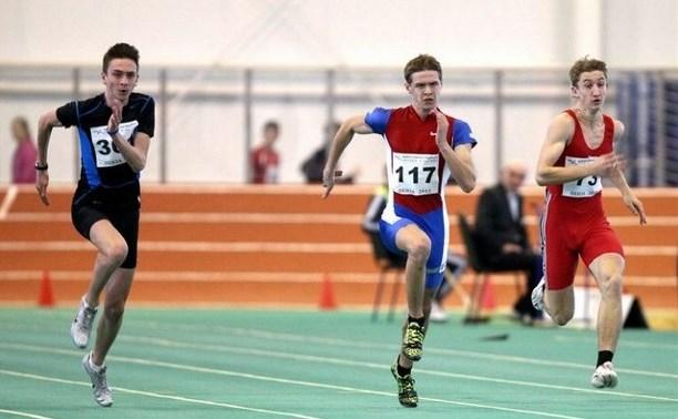 Тульские легкоатлеты завоевали две медали на соревнованиях в Москве