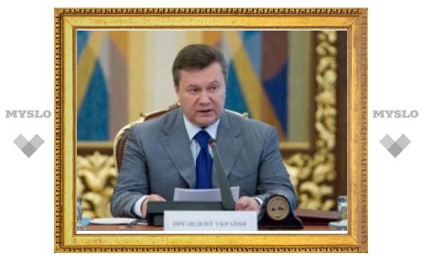 Купленные для Януковича наркотики сожгли