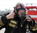 В Туле выбрали лучших пожарных региона