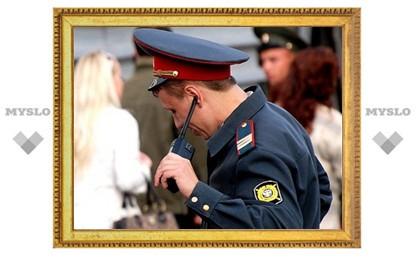 Туляк обматерил полицейских