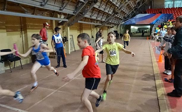 В Туле прошло первенство спортивной школы по легкой атлетике