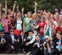 Юные волонтеры открыли лагерную смену в Кураково
