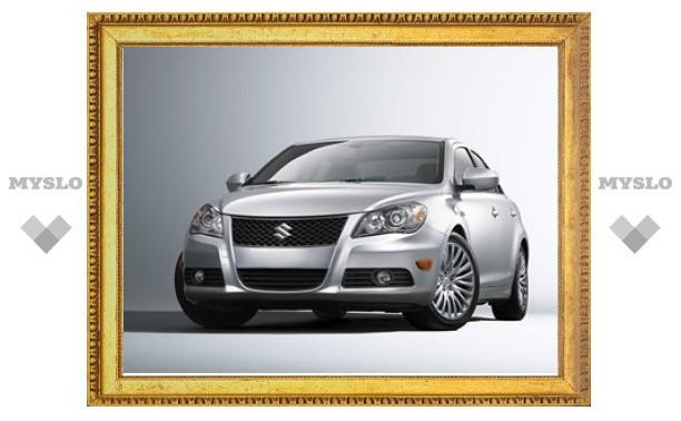 Продажи Suzuki Kizashi в России стартуют в феврале 2011 года