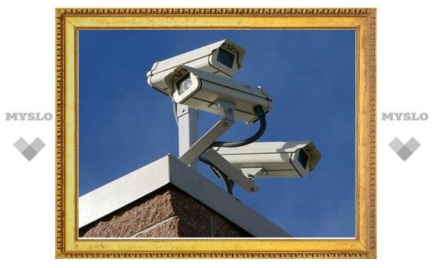 Под Тулой пытались украсть охранную систему виденаблюдения