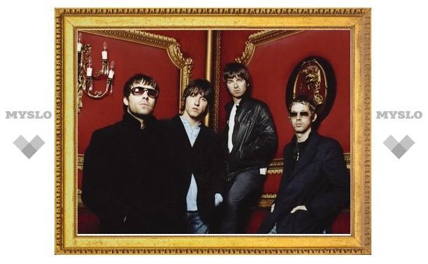 Oasis попадут в книгу рекордов Гиннесса
