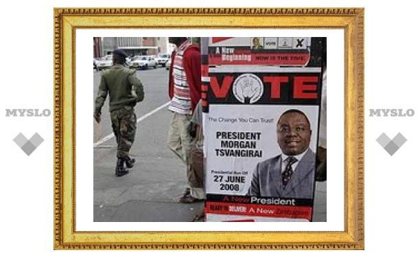 Human Rights Watch считает честные выборы в Зимбабве невозможными