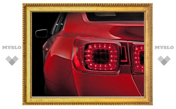 Chevrolet Malibu нового поколения станет глобальной моделью