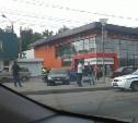Рядом со «Спаром» на Рязанке столкнулись три автомобиля