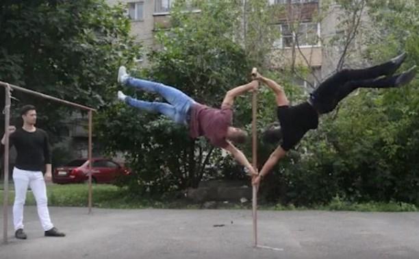 Туляки участвуют в соревнованиях по уличному спорту Street Battle
