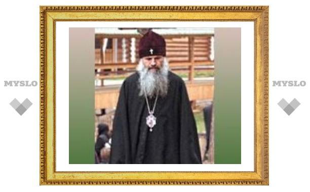 Архиепископ Викентий отвечает на вопрос о золотом мобильнике с бриллиантами
