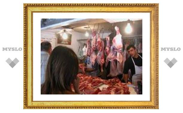 Уроженец Армении пытался торговать мясом, зараженным бешенством