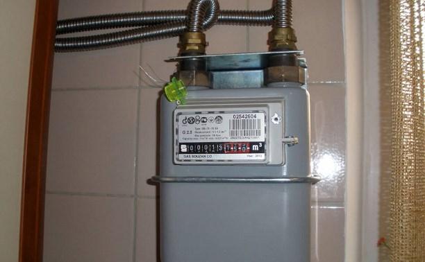 До конца года россияне обязаны установить газовые счётчики