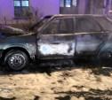 Возгорание автомобиля на ул. Оружейной в Туле: подробности